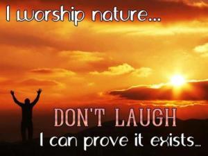 worshipnature